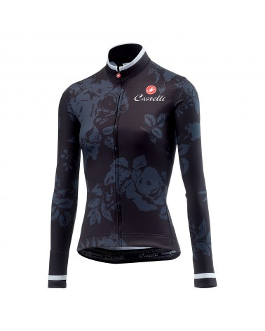 Maillot Castelli Scambio Light Black