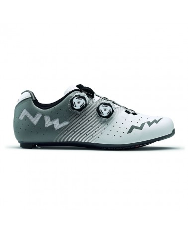 Zapatillas Mtb Northwave Revolution Blanco/Gris