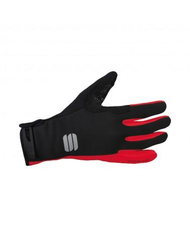 Guantes Sportful Essential 2 Negro/Rojo