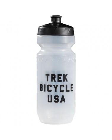 Bidón Trek Usa Clear