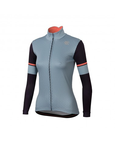 Maillot Sportful Cometa Thermal Women Ashley Blue