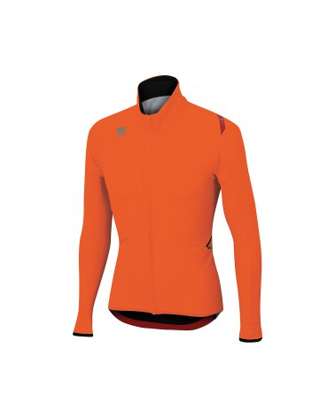 Chaqueta Sportful Fiandre Light Wind Naranja Claro