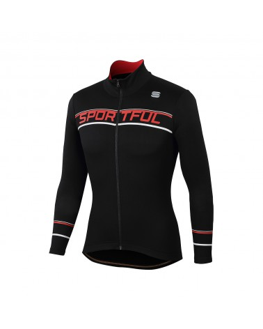 Maillot Sportful Giro Thermal LS Negro