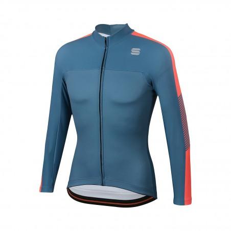 Maillot Sportful Bodyfit ProThermal Blue Stellar