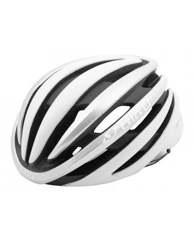 Casco Cinder Mips Matte White/Silver