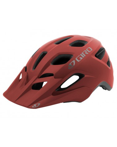 Casco Giro Fixture Matte Red