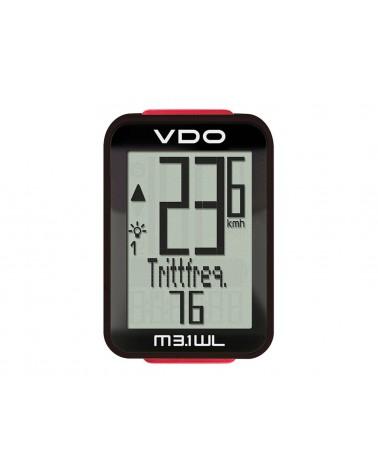 Cuentakilómetros inhalambrico VDO M3.1 WL
