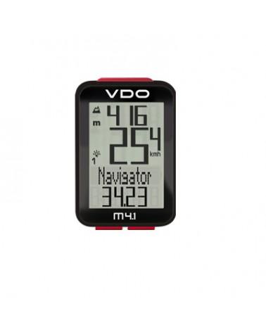 Cuentakilómetros inhalambrico VDO M4.1 WL