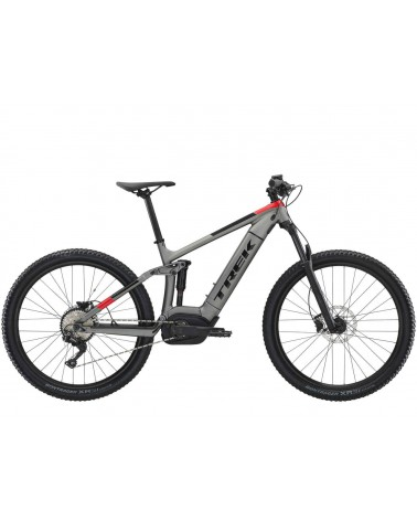 Bicicleta Trek Powerfly 5 FS 2019 Matte Anthracite