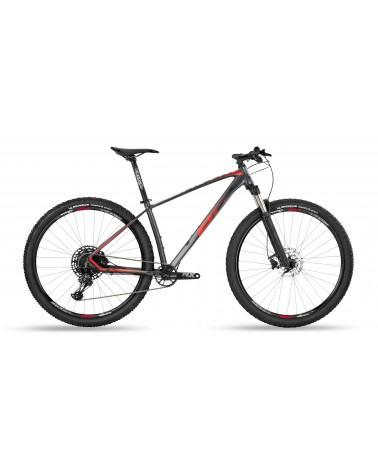 """Bicicleta BH Expert 5.0 29"""" NX 12V 2019 Gris/Rojo"""