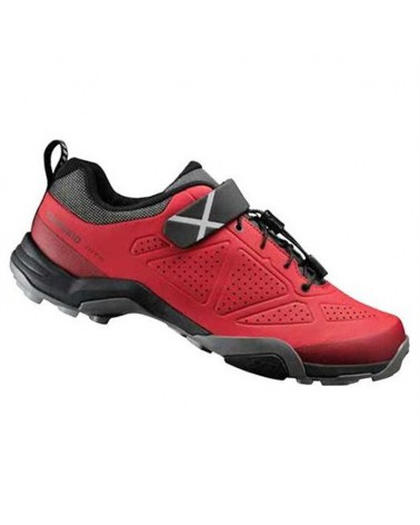 Zapatillas Mtb Shimano MT5 Rojo
