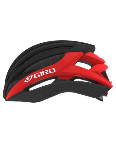 Casco Giro Syntax Matte Black/Red
