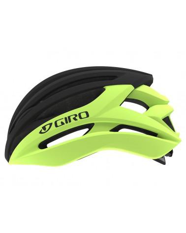 Casco Giro Syntax Highlight Yellow/Black