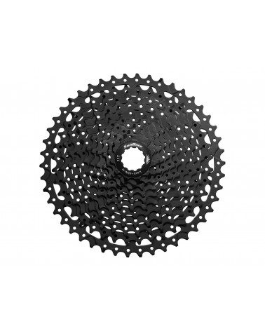 Cassette Sunrace CSMS8 11-46 11 velocidades Negro