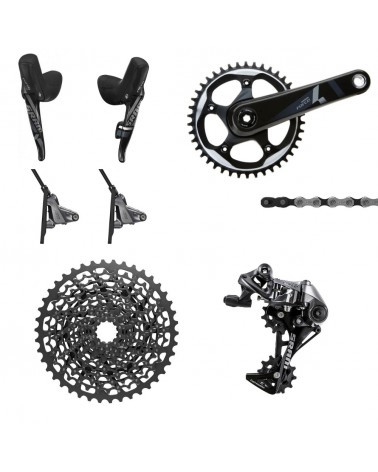 Grupo Sram Force1 Disc Flat Mount BB30 CL