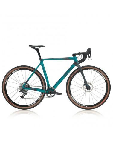 Bicicleta Basso Palta Rival 1 Emerald Green