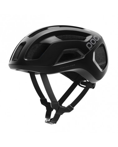 Casco Poc Ventral Air Spin Uranium Black Matt