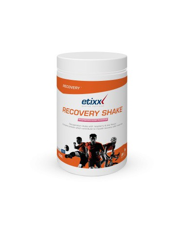 Recuperador Ettix Recovery Shake Raspberry Kiwi 1500g