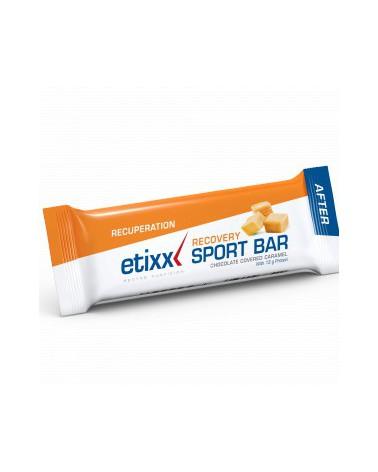 Barrita Ettix Recovery Sport Bar Caramel Flavour 40g