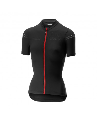 Maillot Castelli Promessa 2 Mujer Red