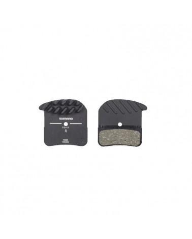 Pastillas disco Shimano M8020-820-501 Saint Zee Refrigeradas Resina