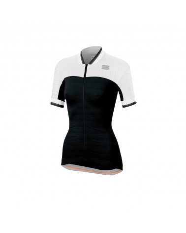 Maillot Sportful Grace Women Negro/Blanco