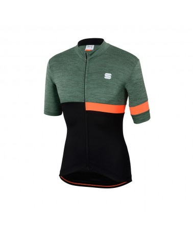 Maillot Sportful Giara Dry Green/Black