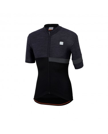 Maillot Sportful Giara Dry Black/Black