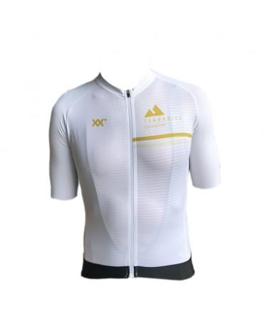 Maillot Ixcor Terrabike Aero White Gold