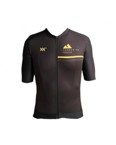 Maillot Ixcor Terrabike Aero Black Gold