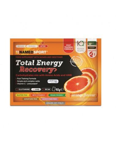 Recuperador Namedsport Total Energy Recovery 40gr