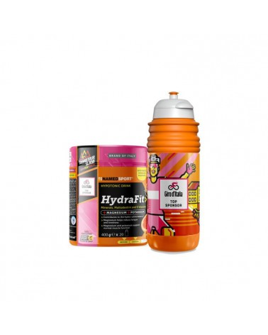 Isotónico Namedsport HydrafitT 400 gr