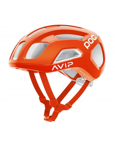 Casco Poc Ventral Air Spin Zink Orange Avip