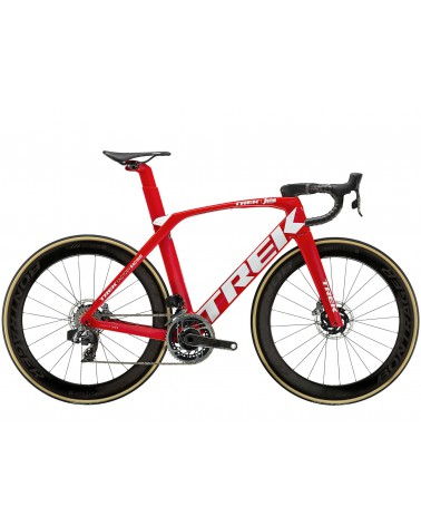 Bicicleta Trek Madone SLR9 Disc eTap 2020 Viper Red/Trek White