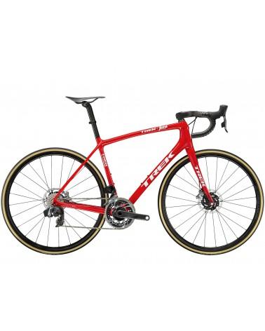 Bicicleta Trek Émonda SLR9 Disc eTap 2020 Viper Red/Trek White