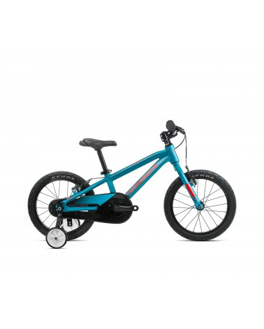 Bicicleta Orbea MX16 Azul/Rojo