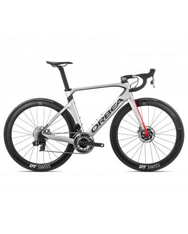 Bicicleta Orbea Orca Aero M11 eTeam-Disc 2020 Plata