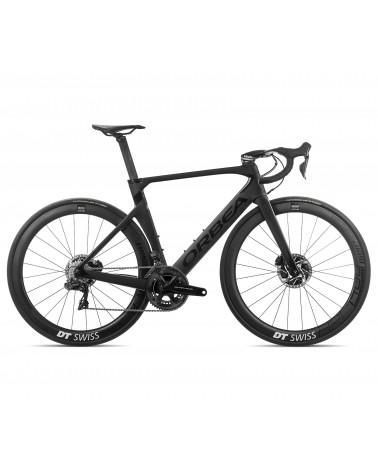 Bicicleta Orbea Orca Aero M10 iTeam-Disc 2020 Negro
