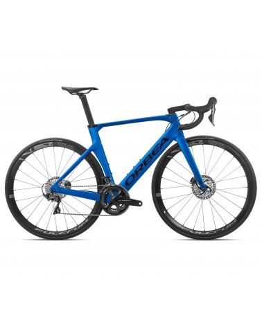 Bicicleta Orbea Orca Aero M20 Team-Disc 2020 Azul