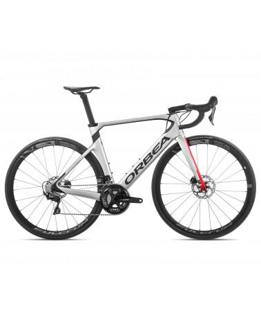Bicicleta Orbea Orca Aero M30 Team-Disc 2020 Plata
