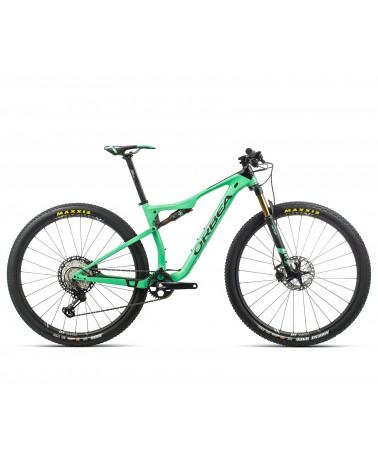 Bicicleta Orbea Oiz M10 2020 Menta/Negro