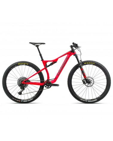 Bicicleta Orbea Oiz H10 2020 Rojo/Negro