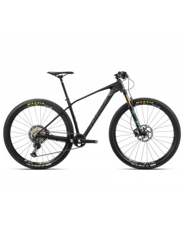 Bicicleta Orbea Alma M25 2020 Negro