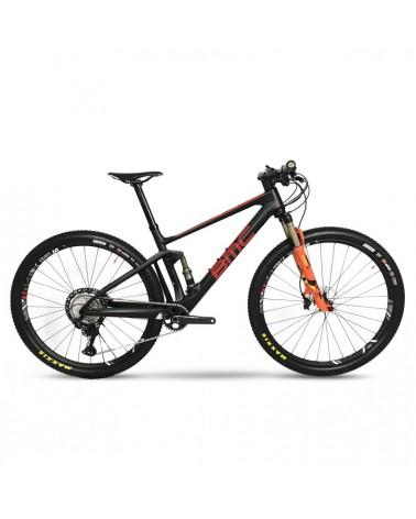 Bicicleta BMC Fourstroke 01 Special TB Edition 2020 Negro/Rojo