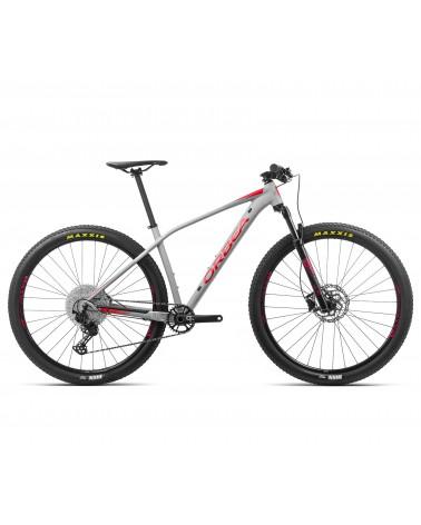 Bicicleta Orbea Alma H30 2020 Gris/Rojo