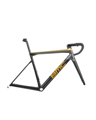 Cuadro BMC Teammachine SLR01 Disc Grey Gold 2020