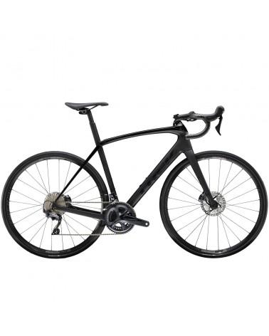 Bicicleta Trek Domane SL6 Disc 2020 Matte/Gloss Trek Black