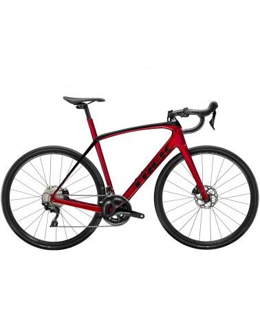 Bicicleta Trek Domane SL5 Disc 2020 Rage Red/Trek Black