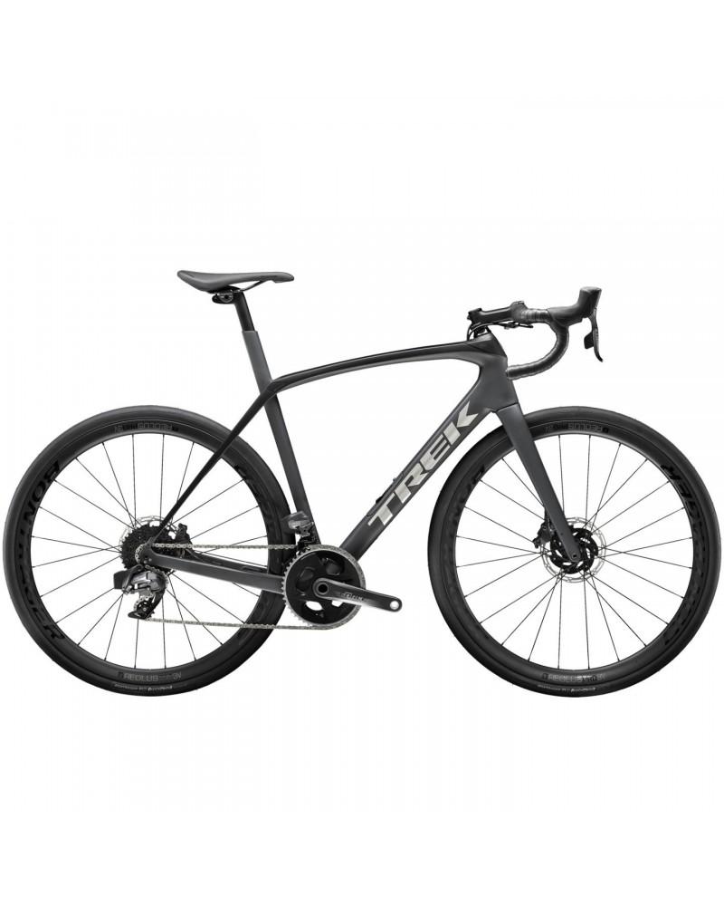 Bicicleta Trek Domane SL7 Disc 2020 Matte Charcoal/Trek Black