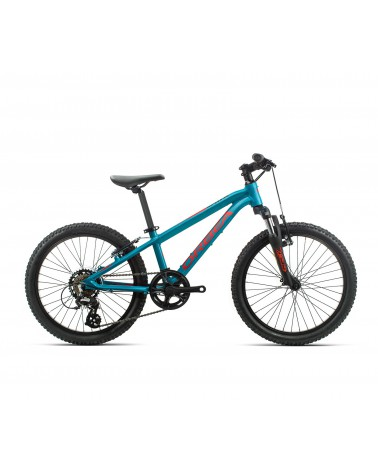 Bicicleta Orbea MX20 XC Azul/Rojo
